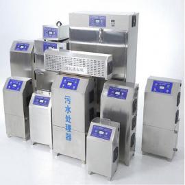 化妆品厂中央空调外置臭氧�l生器 ���Q车间中央空调臭氧消毒�C
