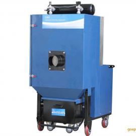 木材加工大量粉尘清理配套吸尘器伊博特大风量工业吸尘器IV-2200
