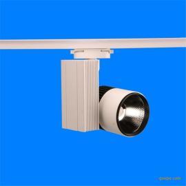 唐山cob导轨灯批发价出售聚光无光斑橱窗LED轨道射灯