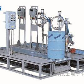 聚醚定量灌装机 客户案例 化工用品防爆称重灌装机视频图片