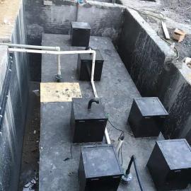铜川MBR一体化中水回用设备生产厂家
