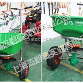 卡夫MG2000手推旋转式草坪施肥器 原装进口 卡夫代理商
