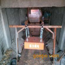悬挂式永磁除铁器