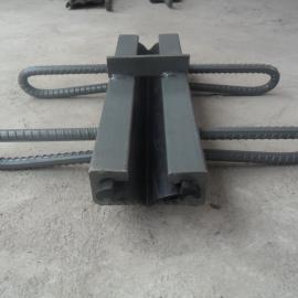 桥梁伸缩缝异型钢单缝式GOF-C40型d6015030803316