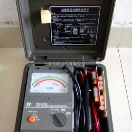 指针式绝缘电阻测试仪