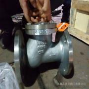浙江厂家直销不锈钢HQ41X球形止回阀