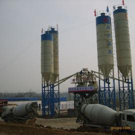 昌利建�CHZS50型混凝土��拌站 小型��拌站