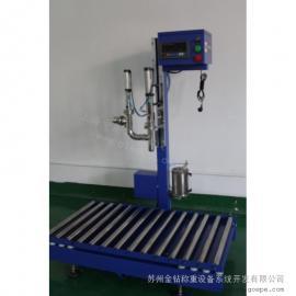 液体灌装秤/液体灌装机/液下型灌装机