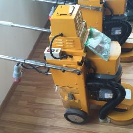 渗透剂地坪翻新无尘研磨机