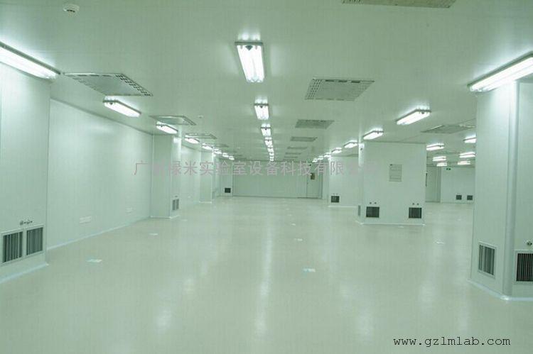 食品厂生产净化车间图片/高清大图 - 谷瀑环保