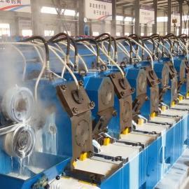 铝钛硼连铸连轧生产线