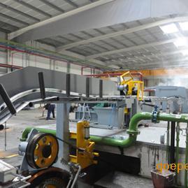 铝合金连铸连轧生产线