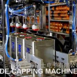 全自动称重式润滑油灌装机,4L-20L灌装机