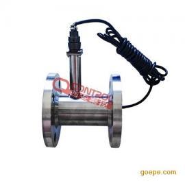 带温压补偿涡轮流量计 西安气体涡轮流量计 智能一体化流量计