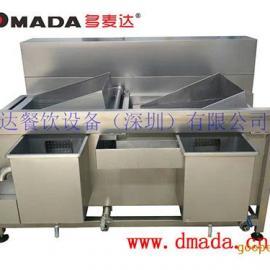 翻斗式多功能蔬菜清洗机