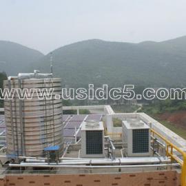 南宁太阳能热水工程,大型太阳能热水系统