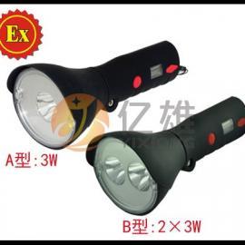 BAD208多功能手持防爆强光工作灯