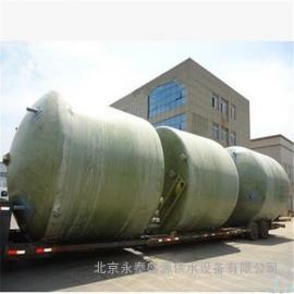 北京玻璃钢化粪池北京玻璃钢反应罐北京玻璃钢污水罐