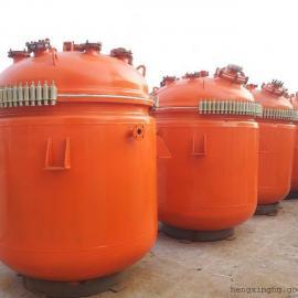 供应3000L搪玻璃反应釜 搪瓷反应釜搪玻璃反应罐 搪瓷反应罐