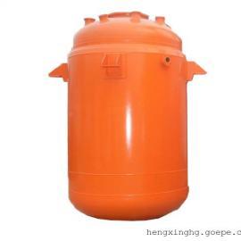 化工反应釜 F8000L,反应罐 搪瓷设备 搅拌釜