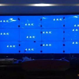 派出所调度室济南46寸3.5MM超窄拼缝液晶拼接屏系统