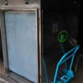 UV光解除臭设备厂_UV光解_绿河环保(多图)