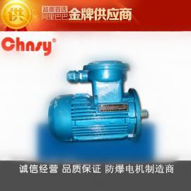 防爆电机生产厂家:立式(B5)隔爆型三相异步电动机YB2/YB3