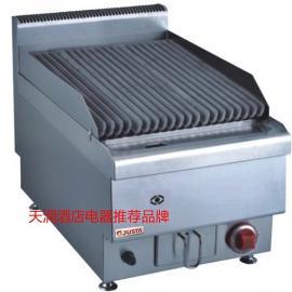 佳斯特JUS-TH40 台式电烧烤炉 火山石烧烤炉