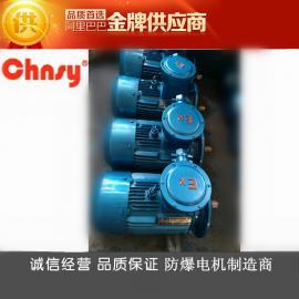 厂家直销2级/4级/6级防爆三相异步电动机_防爆电机优质信誉供应商