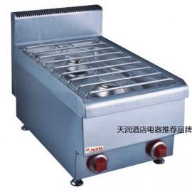 佳斯特台式燃气煲仔炉JUS-TR-2 台式燃气煲仔炉