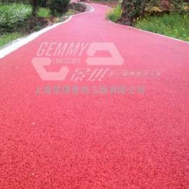 广东无积水路面 清远透水地坪材料 汕头混凝土强固剂价格