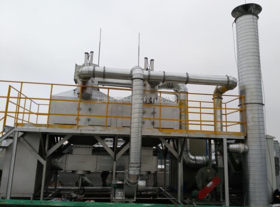 VOCs废气治理―活性炭吸附脱附