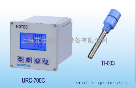 台湾HOTEC合泰和泰比电阻控制器URC-700C