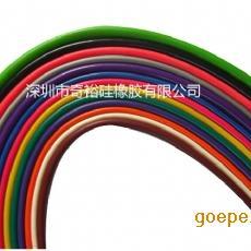 彩色乳胶管、双色乳胶管