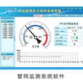 供水管网监测系统、供水管网监控系统