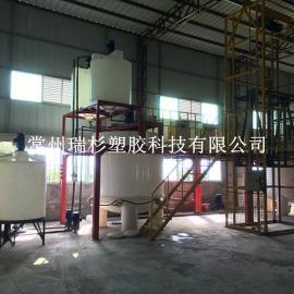 10吨减水剂循环复配罐 减水剂生产设备