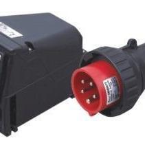 AC8050-32A防爆防腐插接装置|3孔防爆插销