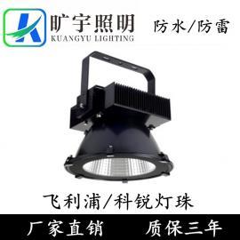 LED黑色�X型材投光�� �w利浦�糁橥豆��S家直�N