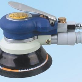 气动打磨机砂纸机 工业级偏心抛光机 气动打磨机带吸尘