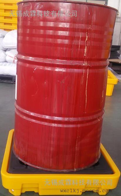 北京防泄漏托盘-知名品牌子4桶型-2桶防泄漏托盘-知名品牌