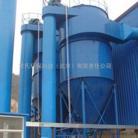 ZC型机械回转反吹风扁袋除尘器 北京煤矿山扁袋式布袋除尘器