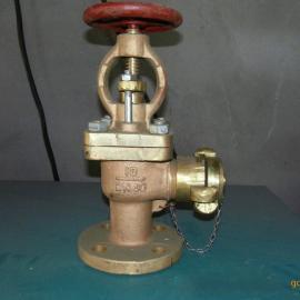 船用消防栓 中岛式法栏接口消火栓