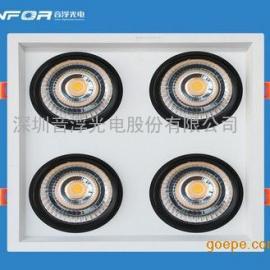 led射�� 四�^COB格�派�� 28w-160w