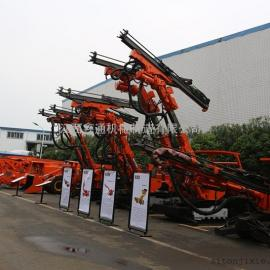 江西鑫通机械DT2-30履带式双臂全液压凿岩台车