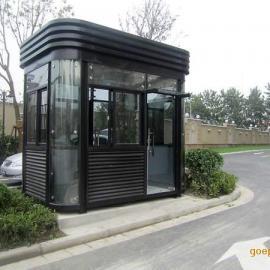 钢结构岗亭、美观耐用,规格可根据客户要求定制!