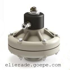 DEBEM膜片式脉动阻尼器 计量泵附件 隔膜式脉冲阻尼器