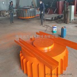 山东生产石料厂专用电磁除铁器厂家