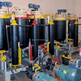 聚氨酯冷、热交换器 发泡机热交换器