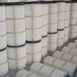 商州市工业 除尘器滤芯.粉末回收滤筒.空气净化除尘滤芯