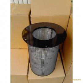 490*660工业粉尘滤芯 搅拌站除尘滤芯 烟气空气滤芯